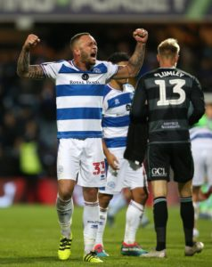 QPR will check on defender Joel Lynch ahead of the visit of Nottingham Forest.