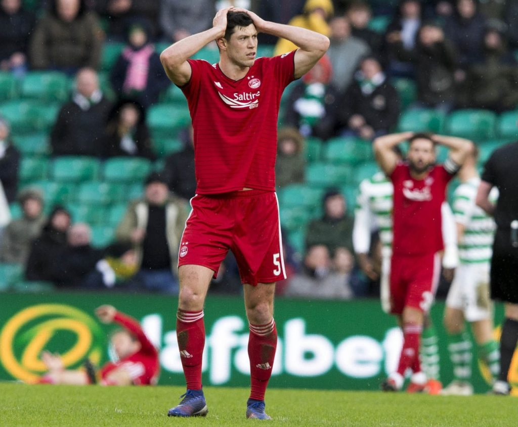 Scott McKenna admits he fears becoming a member of a lost generation at Aberdeen.