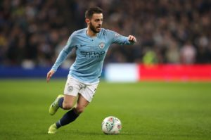 Bernardo Silva has welcomed the pressure as title-chasing Manchester City prepare for a critical derby at Manchester United this week.