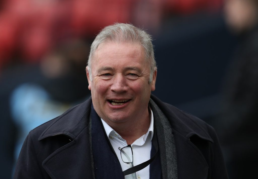 Ally McCoist believes Rangers are four 'top, top' players away from challenging Celtic.