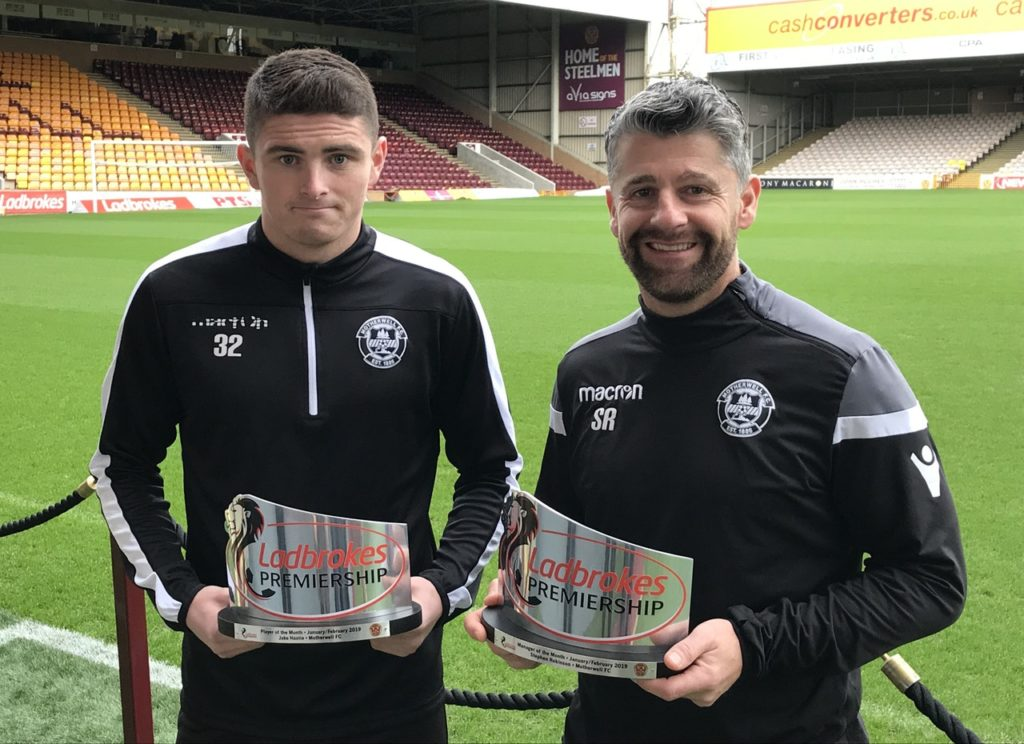 Motherwell chief Alan Burrows can't stop Jake Hastie joining Rangers when his contract expires this summer – but he'll fetch £400,000.