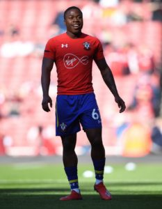 Southampton striker Michael Obafemi has revealed that he is hoping to return to action in mid-May.