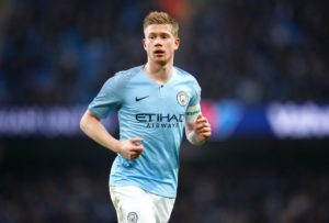 Manchester City midfielder Kevin De Bruyne believes the future looks bright for England and expects them to challenge at Euro 2020.
