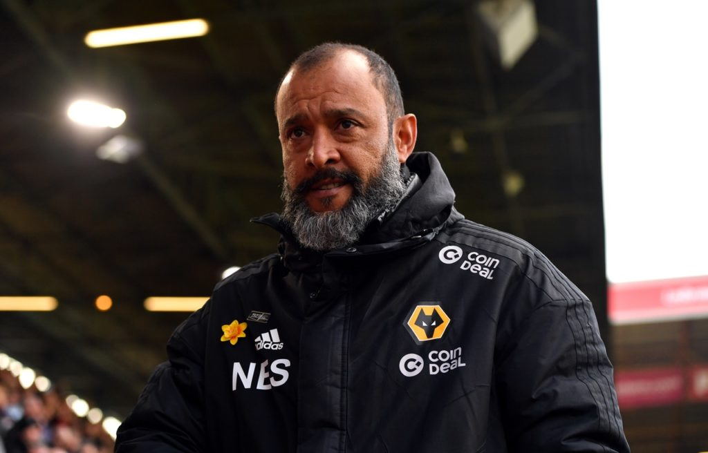 Wolves boss Nuno Espirito Santo has warned his side to be wary of wounded Brighton at Molineux on Saturday.