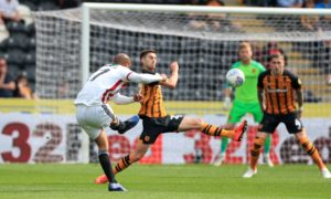 Premier League destiny remains in Sheffield United's hands following an easy 3-0 victory at Hull.