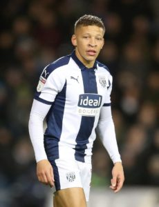 West Brom striker Dwight Gayle grabbed a hat-trick in a 4-1 Sky Bet Championship win against Preston at The Hawthorns.