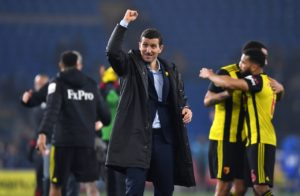 A place in the FA Cup final is up for grabs when in-form duo Watford and Wolves meet at Wembley Stadium on Sunday.