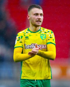 Norwich midfielder Tom Trybull will miss the rest of the season with an ankle problem.