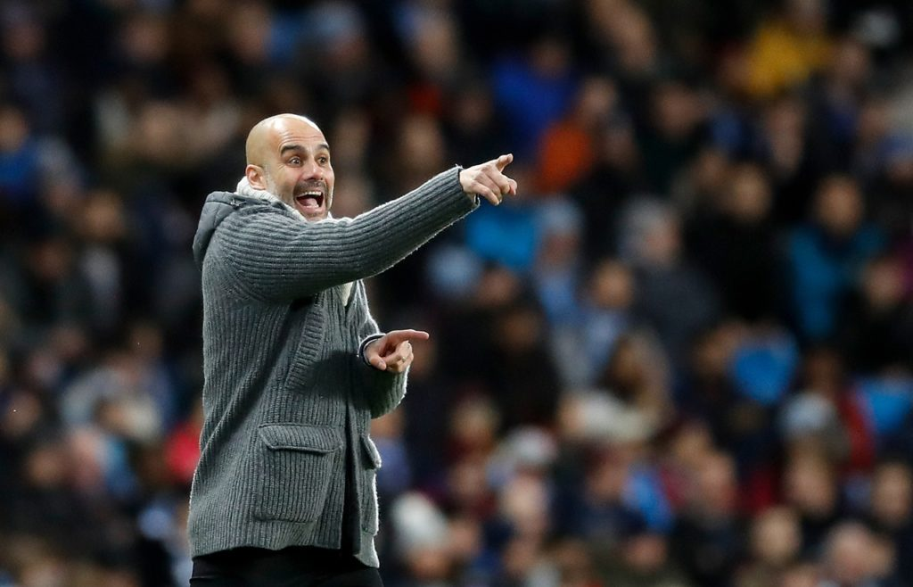 Manchester City coach Pep Guardiola admits his team need to be at their best when they face Crystal Palace on Sunday.