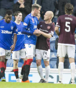 Hearts manager Craig Levein believes he is building towards a period of 'sustained quality' as he closes in on contracts for Peter Haring and Steven Naismith.