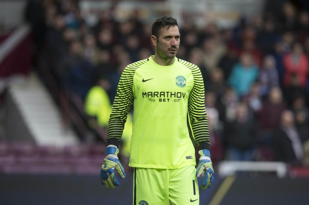 Ofir Marciano was the hero as Hibernian maintained their unbeaten Ladbrokes Premiership record under Paul Heckingbottom with a goalless draw against Kilmarnock.