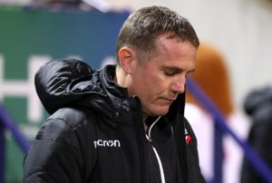 Phil Parkinson hopes Bolton can earn an instant return to the Championship after their relegation was confirmed on Friday.
