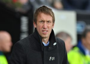 Graham Potter admitted Swansea weren't ready for the Championship play-off spots after their already-slim promotion hopes were ended by a 2-2 draw with Hull.