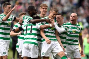 Celtic centre-half Jozo Simunovic paid his own fitting tribute to Billy McNeill by heading in the winner againstKilmarnock at Parkhead.
