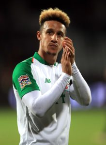 Callum Robinson and Lukas Nmecha both hit doubles as Preston ended their four-game losing streak in style by comfortably beating already-relegated Ipswich 4-0.