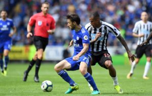 Cardiff City will be without Harry Arter for Sunday's Premier League clash at home to Liverpool.