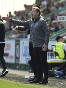 Neil Lennon told his Celtic players that they are not yet on holiday after drawing a blank in the 0-0 draw against Hibernian at Easter Road.