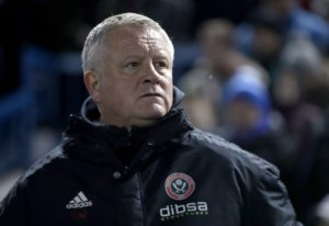 Sheffield United boss Chris Wilder faces an injury crisis ahead of his side's Championship clash with Nottingham Forest.
