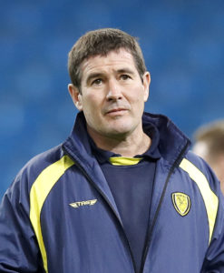 Burton boss Nigel Clough hopes a good end to the current season will set his side up for a crack at promotion next term.
