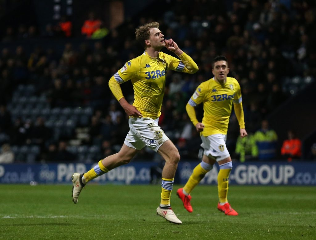 Leeds manager Marcelo Bielsa praised double goal scorer Patrick Bamford as he helped his side to a 2-0 win at Preston.