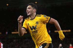 Raul Jimenez revealed he was ready to wear his wrestling mask again against Watford but refused to ignite a war of words with Troy Deeney.