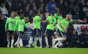 Chris Hughton is confident Brighton can avoid relegation despite suffering a disastrous 2-0 home defeat against fellow strugglers Cardiff City.
