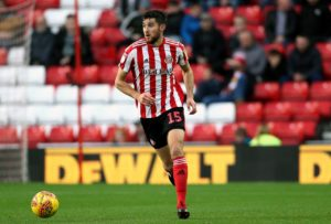 Sunderland moved into the automatic promotion places despite being held to a 1-1 draw by Burton at the Stadium of Light.
