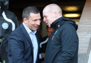 Derek McInnes has warned NeilLennon his return to Celtic will be viewed as a failure if Aberdeen are  allowed to wreck the Hoops' latesttreble  dream.