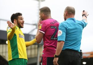 Championship leaders Norwich will be without suspended midfielder Emi Buendia when relegation-battlers Reading visit Carrow Road.
