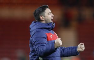 Lee Johnson likened his Bristol City side to 'young gunslingers' as they shot down Middlesbrough to climb into the Sky Bet Championship play-off positions.