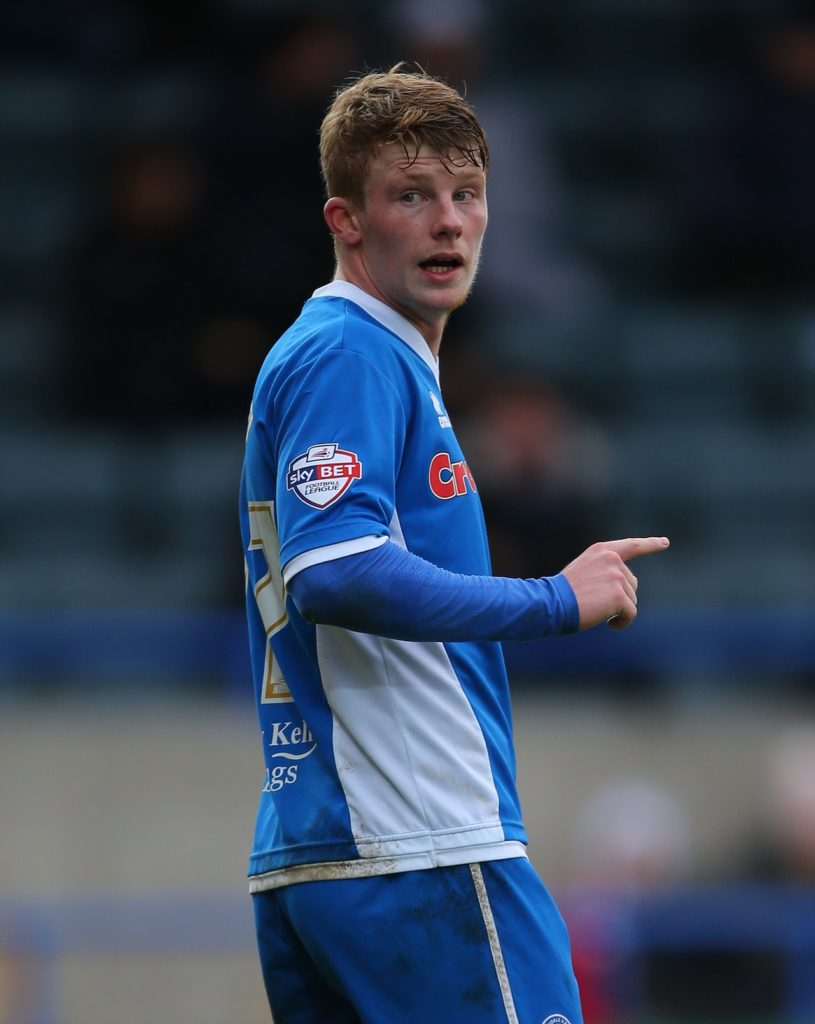 Andy Cannon could come back into contention for Portsmouth's League One clash with his former club Rochdale.