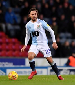 Two goals late in the second half gave Blackburn a deserved 2-0 win over Sky Bet Championship play-off hopefuls Derby.