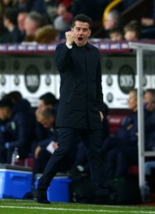Marco Silva's Everton can boost their push for seventh place when they travel to relegated Fulham.
