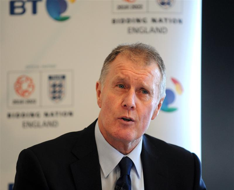 England World Cup hero Geoff Hurst says the next competition which takes place in Qatar in 2022 is going to be a great event.