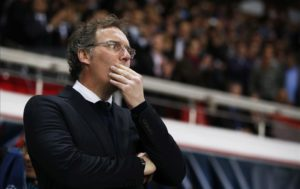 Laurent Blanc says he has not been contacted by Lyon about replacing Bruno Genesio but is keen on a return to management this summer.