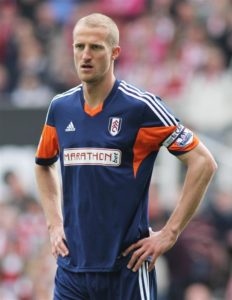 Former Fulham defender Brede Hangeland believes the club have the right foundations in place to respond to relegation.