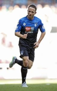 Bournemouth boss Eddie Howe says they will wait until the end of the season before discussing the future of Mark Pugh.