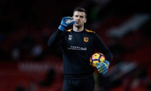 Hull City boss Nigel Adkins has indicated David Marshall has played his last game for the club after being dropped against Sheffield United.