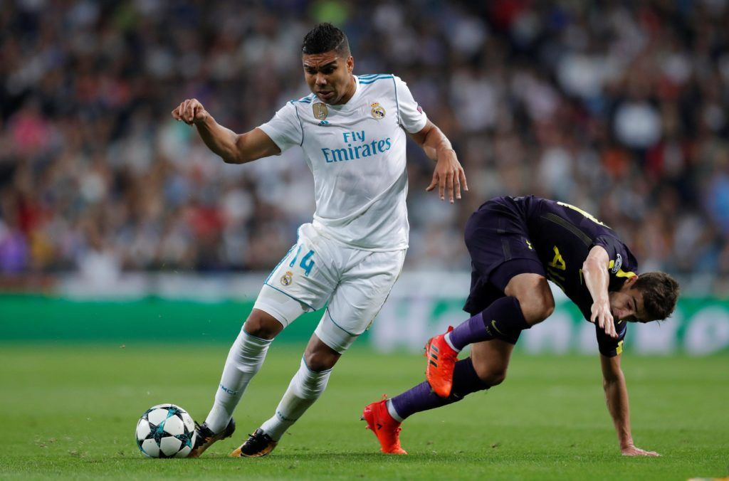 Casemiro says Paul Pogba would be 'very welcome' at Real Madrid should the midfielder opt to leave Manchester United this summer.