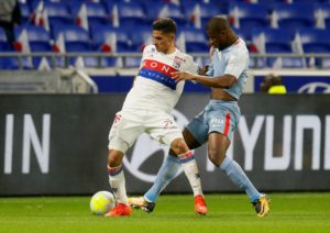 Lyon midfielder Houssem Aouar has emerged as a target for Liverpool but the Ligue 1 club hope to keep hold.