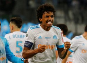Rudi Garcia has hailed the recent impact Luiz Gustavo has made on his Marseille side.
