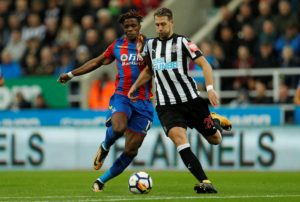 Newcastle defender Florian Lejeune has confirmed his operation has been a success after he went under the knife in Italy.