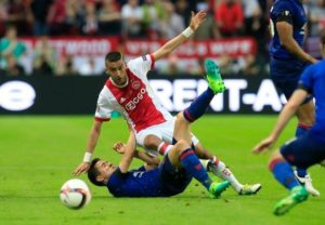 Steven Pienaar believes Ajax midfielder Hakim Ziyech is very 'underrated' and should get more praise for his performances.