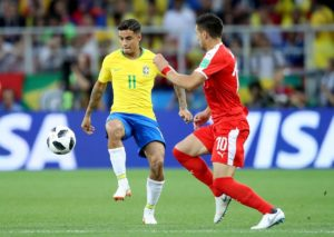 Barcelona president Josep Maria Bartomeu says the club have no intention of selling Philippe Coutinho this summer.