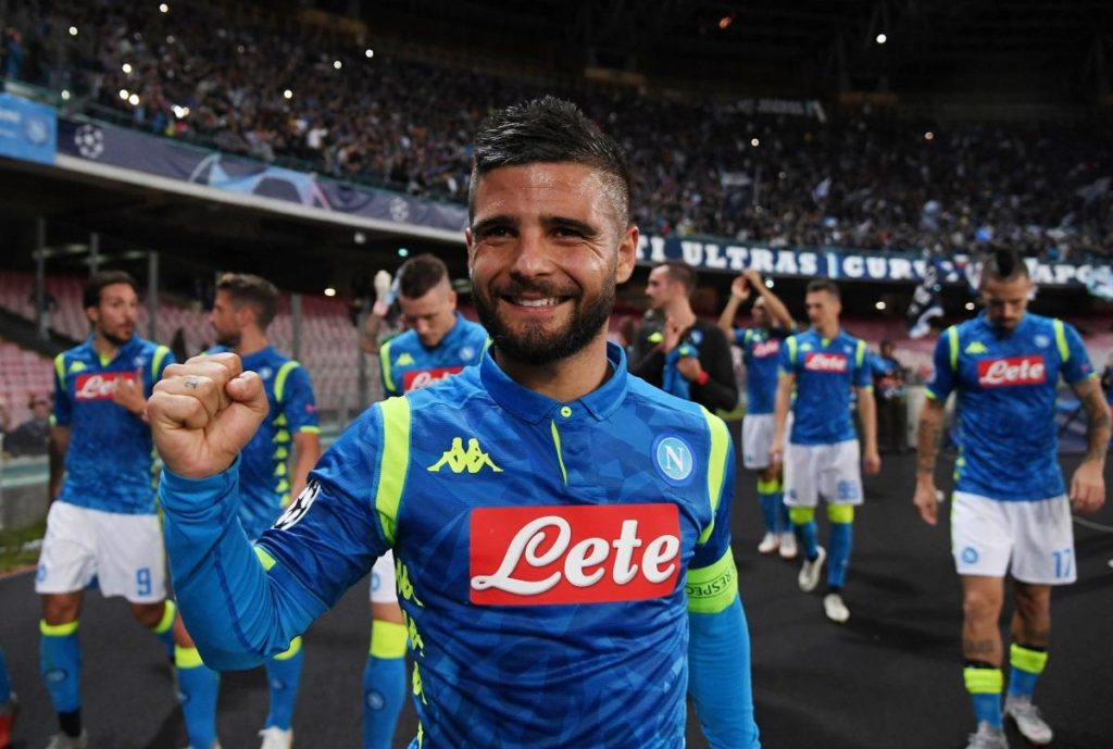 AC Milan are hopeful of tempting Napoli into selling Lorenzo Insigne this summer by offering them 40million euros and Suso.