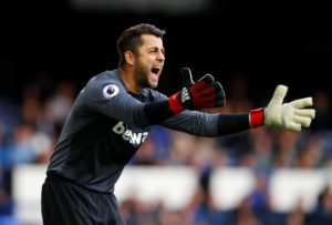 Goalkeeper Lukasz Fabianski says West Ham must maintain the standards they set at Man Utd last time out when they host Leicester.
