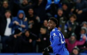 Leicester boss Brendan Rodgers feels Wilfred Ndidi can continue to improve but has urged the midfielder to keep it simple.