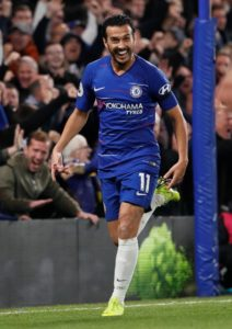 AC Milan and Inter are both interested in signing Chelsea forward Pedro in the summer, reports claim.
