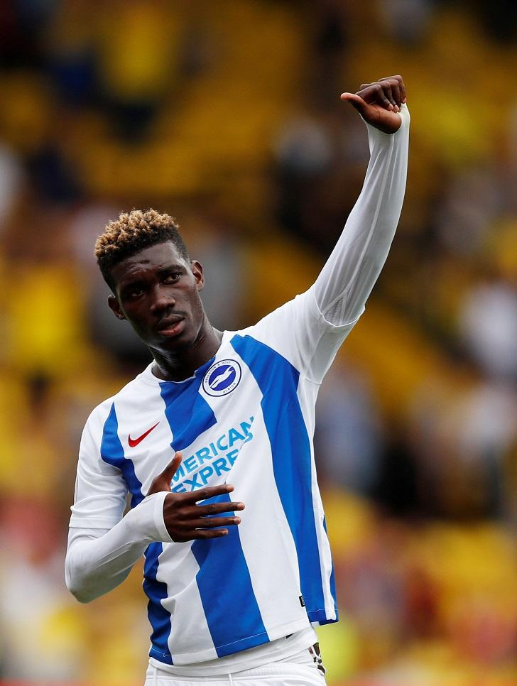Brighton star Yves Bissouma has been told he needs to improve the defensive side of his game to become a big Premier League success.