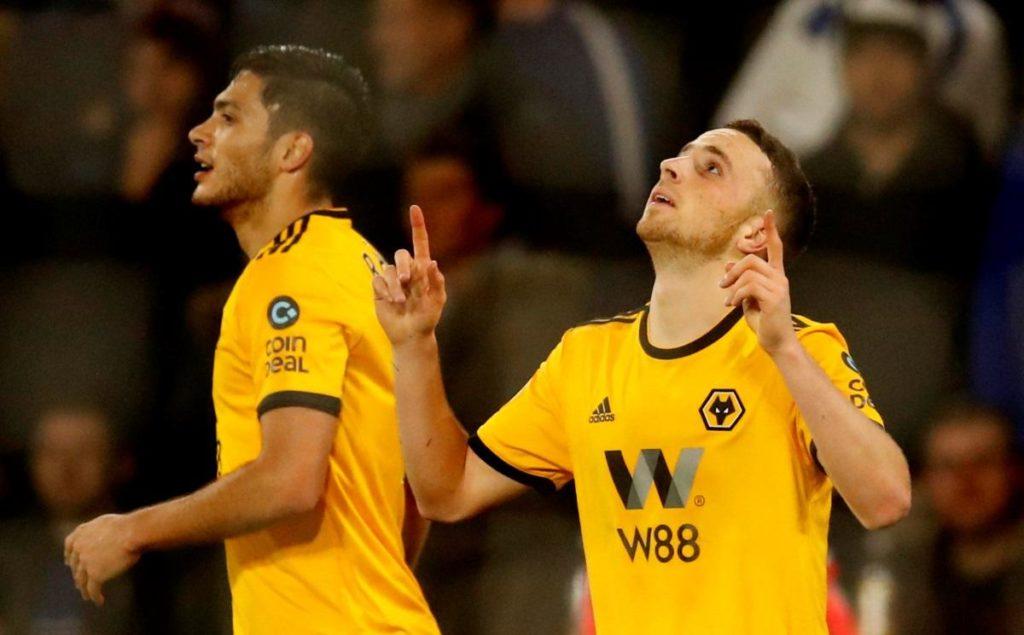 Wolves boss Nuno Espirito Santo has hailed the Diogo Jota and Raul Jimenez partnership but feels all the players deserve praise.